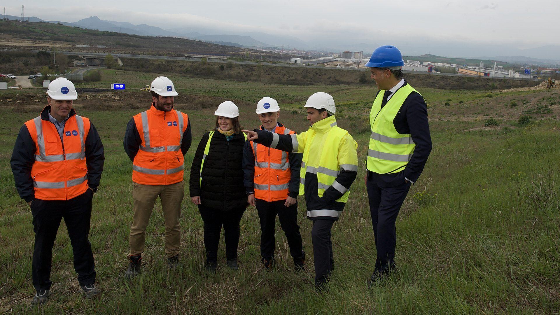 El parque solar con mayor potencia de Euskadi, EKIAN, da comienzo a las obras