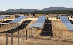 El parque solar más grande del País Vasco
